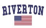 Riverton US Flag