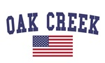 Oak Creek US Flag