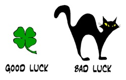 GOOD LUCK BAD LUCK
