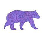 Paisley Peace Bear
