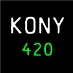 Kony 420 Dark Green