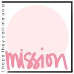 Mission - pink