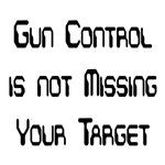 Gun Control Target