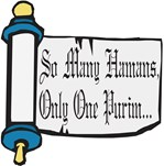 So Many Hamans, Only one Purim-Scroll