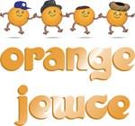 Israel Orange Jewce