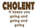 Cholent It keeps you going and going and going