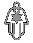 The Hamsa-hand