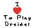 I Love to Play Dreidel
