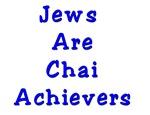 Jews are Chai Achievers