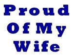 Proud of My Wife