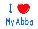 I Love Abba Jewish Kids