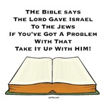 The Bible and Israel T Shirts and Gifts