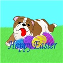 Bulldog Easter