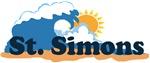 St. Simons Island - Waves Design.