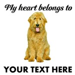 Personalized Goldendoodle T-Shirts