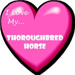 Thoroughbred Horse Lover
