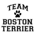 Team Boston Terrier T-Shirts