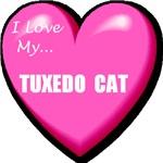 Tuxedo Cat Lover T-Shirts