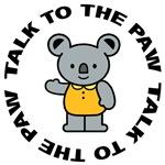 Koala Talk To The Paw