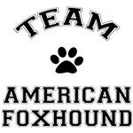 Team American Foxhound T-Shirts