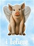 Flying Pig T-Shirts