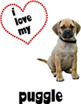 Puggle Lover T-Shirts