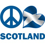 Peace Love Scotland