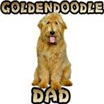 Goldendoodle Dad T-Shirts