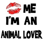 Kiss Me I'm An Animal Lover T-Shirts & Gifts