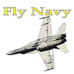 Fly Navy Hornet