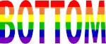 Bottom - Gay Pride