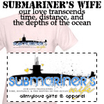 Submariner's Wife T-Shirts and Gifts