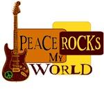 Peace Rocks My World