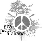 Give Peace Scene a Chance