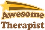 AWESOME THERAPIST T SHIRTS