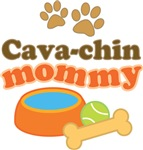 Cava-chin Mommy T-shirts and Gifts