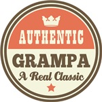 Authentic Grampa Vintage Gifts and T-Shirts