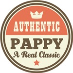 Authentic Pappy Vintage Gifts and T-Shirts