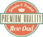 Premium Vintage New Dad Gifts and T-Shirts