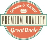 Premium Vintage Great Uncle Gifts and T-Shirts
