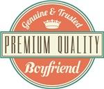 Premium Vintage Boyfriend Gifts and T-Shirts