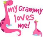 My Grammy Loves Me grandchild gifts