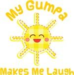 My Gumpa Makes Me Laugh Kids Apparel
