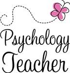 Psychology Teacher School T-shirts