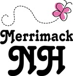 Merrimack New Hampshire Tee Shirts and Hoodies