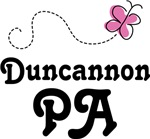 Duncannon Pennsylvania Tee Shirts and Hoodies