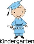Class of 2015 Kindergarten Graduate