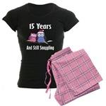 Snuggling Owls Anniversary Tshirt Gifts
