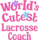Worlds Cutest Lacrosse Coach Gifts and T-Shirts