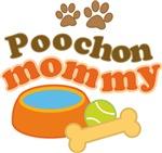 Poochon Mom T-shirts and Gifts